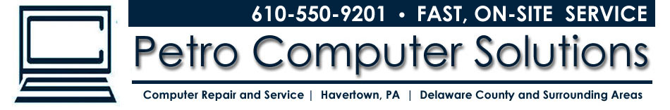 Petro Computer Solutions - Computer Repair | Havertown, PA | Delaware County, PA